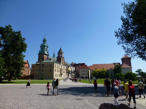 Eindrücke aus Krakau